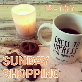 SUNDAY IS FUNDAY  Kommt vorbei! It's shoppingtiiiiiime! #halloherz #berlin #kastanienallee #sundayisfunday #love