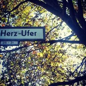 BERLIN#halloherz #berlin #kreuzberg #urbanhafen #hallo #love #herz