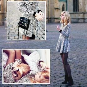 OutfitOfTheDay Verliebt in Jana und ihren Blog @bekleidet !!! Shop the outfit @ Hallo Herz  WE LOVE @wearembym #halloherz #berlin #kastanienallee #bekleidet #blogger #bloggerstyle #mbym #selectedfemme #ootd #hallo  #love #omg #herz