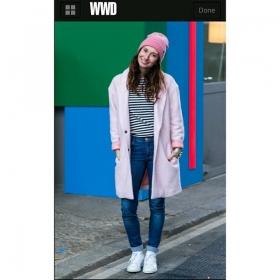 @wwd  They Are Wearing: Berlin Fashion Week 2015  Foto by Paul Aidan Perry  #ootd @wearembym @esperandohamburg @2ndone_official #cos #adidas #stansmith #halloherz #berlin #kastanienallee #mbfwb #fashionweekberlin #premium #streetstyle #wwd #blogger #rosagehtdieweltzugrunde #omg #love