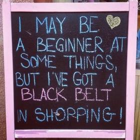 Haaaaaiiiiiiija!!!!!  Eeeehhhhhmmmm, ich bin ma eben kurz beim Sport! #halloherz #berlin #kastanienallee #happyweekend #blackbelt #beginner #karate #profi #shopping #quote #shoppingquotes #qotd #love #liebe #hochdiehändewochenende #yolo
