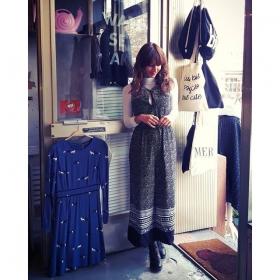 Jumpsuit + Rolli = Herbstmodus!  @minkpink_de @official_minkpink @wearembym @vagabondshoes #halloherz #berlin #kastanienallee #fashion #style #fashionblogger #ootd #minkpink #jumpsuit #mbym #turtleneck #vagabond #boots #leather #sugarhill #pony #dress #jutebeutel #nümph #poncho #fall #autumn #love