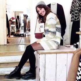 HEUTE20% AUF STRICKAn kalten und grauen Tagen wie heute, sollte man anderen oder sich selbst erst recht ein bisschen Strick schenken! #halloherz #berlin #kastanienallee #strick #knit #wool #christmas #sale #shopping #style #fashion #nümph #denmark #esperando #docmartens #insta #happy #love #liebe #ootd #picoftheday #lassunsfreundebleiben #coffee