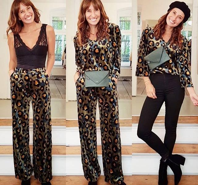 Oh @numph_dk JEG ELSKER DiG!  #ootd @wearembym @globalfunk @vagabondshoemakers @klimbimbarcelona #blingberlin #halloherz #berlin #kastanienallee #nümph #mbym #vagabond #klimbimbarcelona #combination #set #animalprint #hipbag #leather #girlpower #girlboss #style #fashion #shopping #girls #fashiongoals #love #liebe